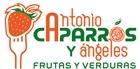 Frutas y verduras de Antonio Caparrós y Ángeles